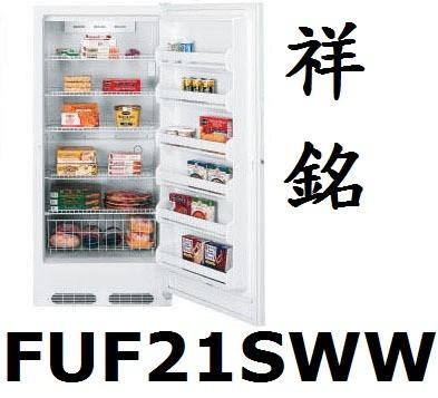 【祥銘】GE美國奇異無霜立式冰櫃580公升FUF2...