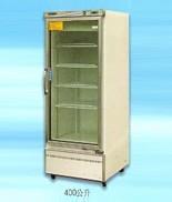 祥銘King Cool立式冷凍玻璃展示櫃400公升